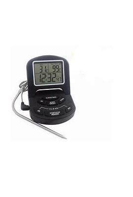 Thermomètre électronique avec sonde inox 0°/300° Poids : 0,750 kg
