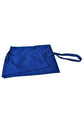 tablier caviste bleu