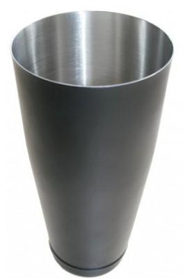 Timbale noir pour shaker boston Poids : 0,350 kg
