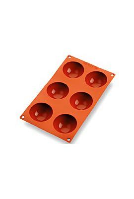 Moule silicone professionnel type DEMI-SPHERE Poids : 0,100 kg