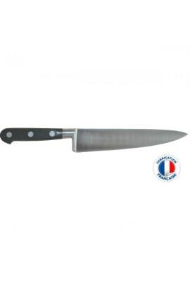 Couteau éminceur ou 1/2 chef SABATIER IDEAL FORGE 20 cm Poids : 0,450 kg