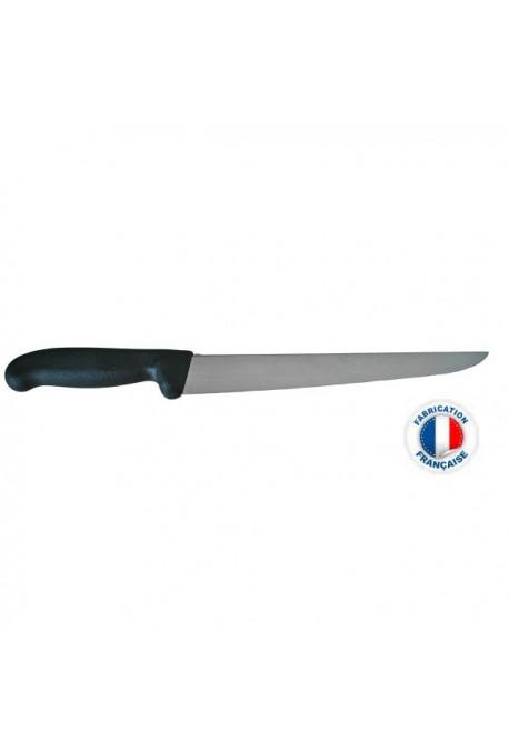 Couteau tranchelard 22 cm Poids : 0,250 kg