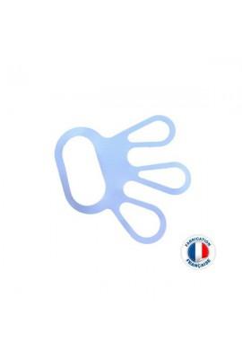 Fixe gant pour gant cotte de maille Poids : 0,010 kg