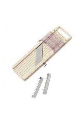Mandoline type japonaise Poids : 0,750 kg